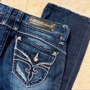 Rock Revival Stephanie Boot Stretch Jeans